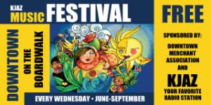 320-5c-event-yellow-blue-photo-art-magnet-banner-music-event-festival